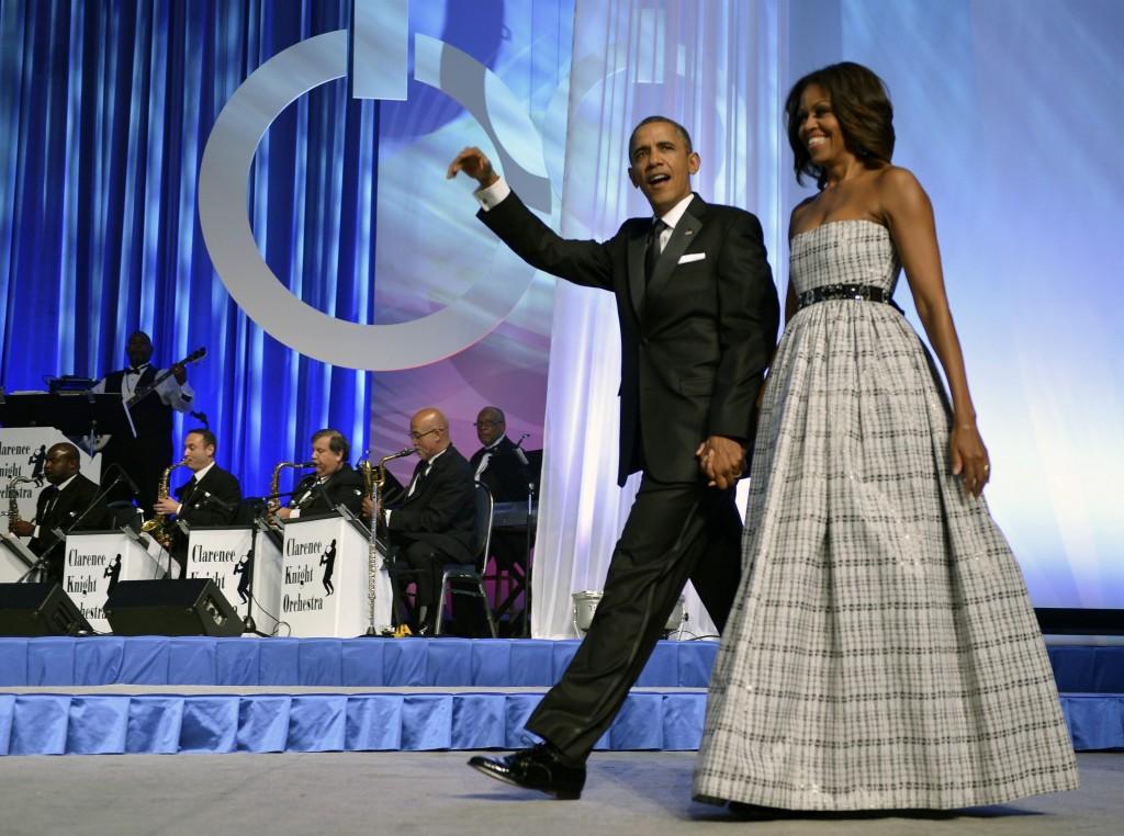 michelle obama cbc dinner 2013