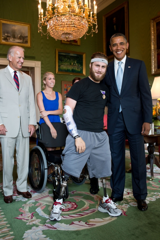 president obama honors veterans amp shares the story of