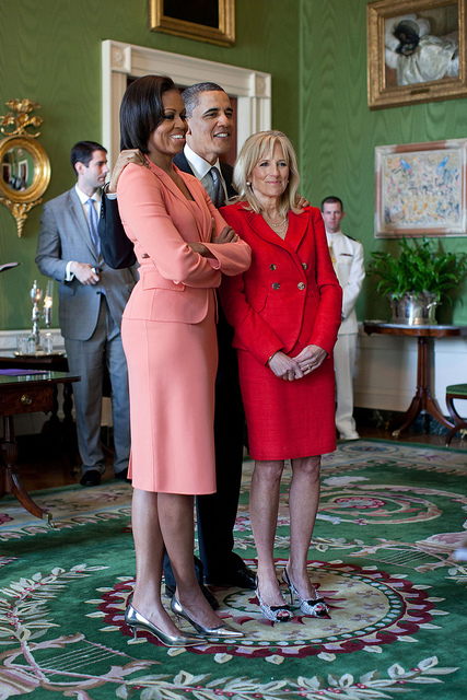 First Lady Michelle, Dr. Jill & Joining Forces