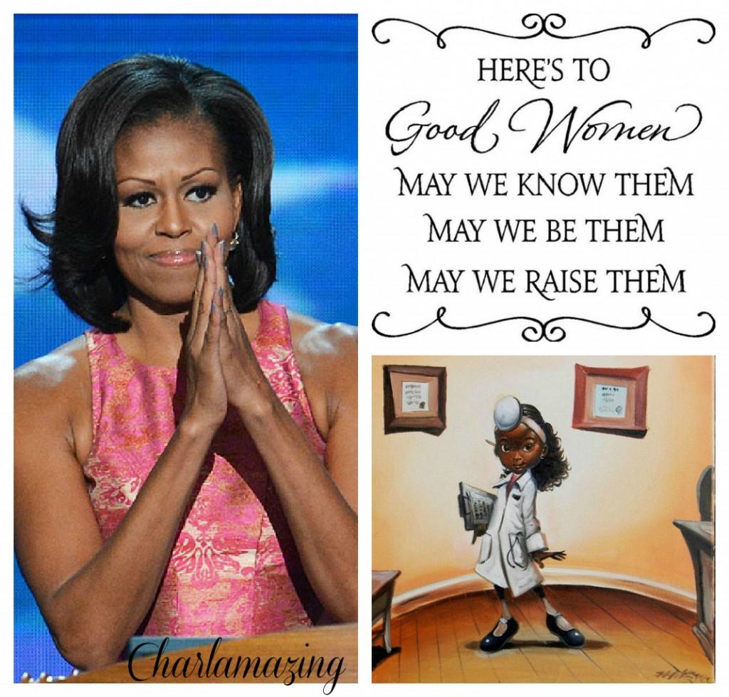 role model michelle obama