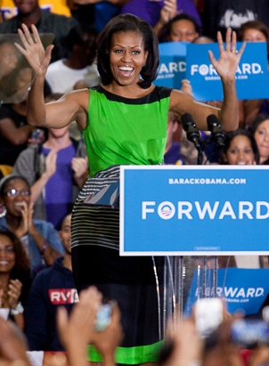 michelle obama first lady style