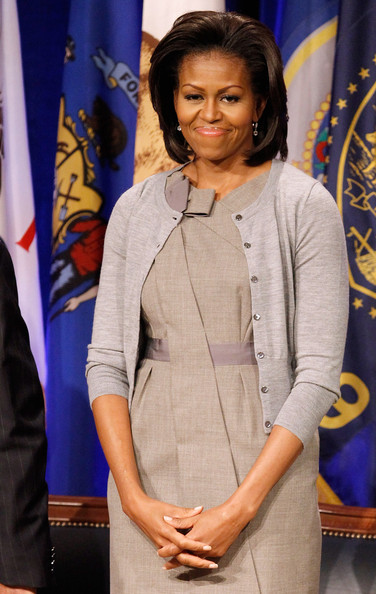 michelle obama for military spouses
