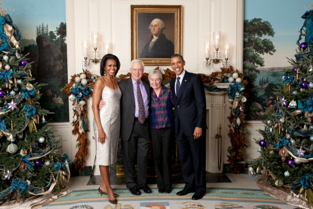 first lady christmas 2011