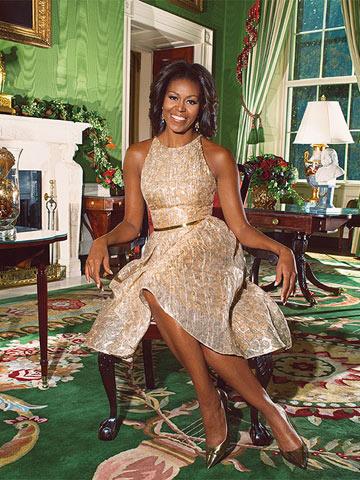 ladies home journal michelle obama