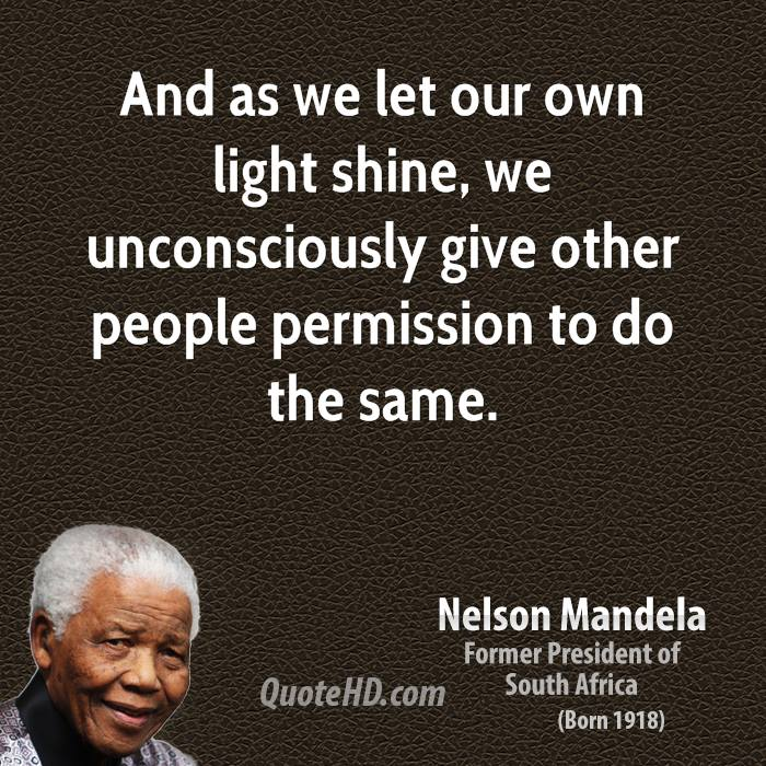 10 Inspirational Quotes From The Late Nelson Mandela