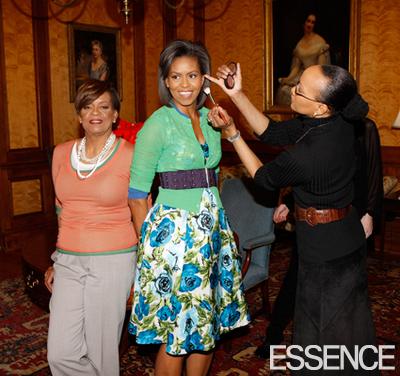 marian robinson first lady essence