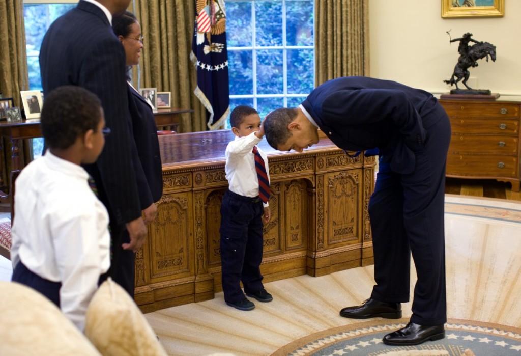 obama boy hair