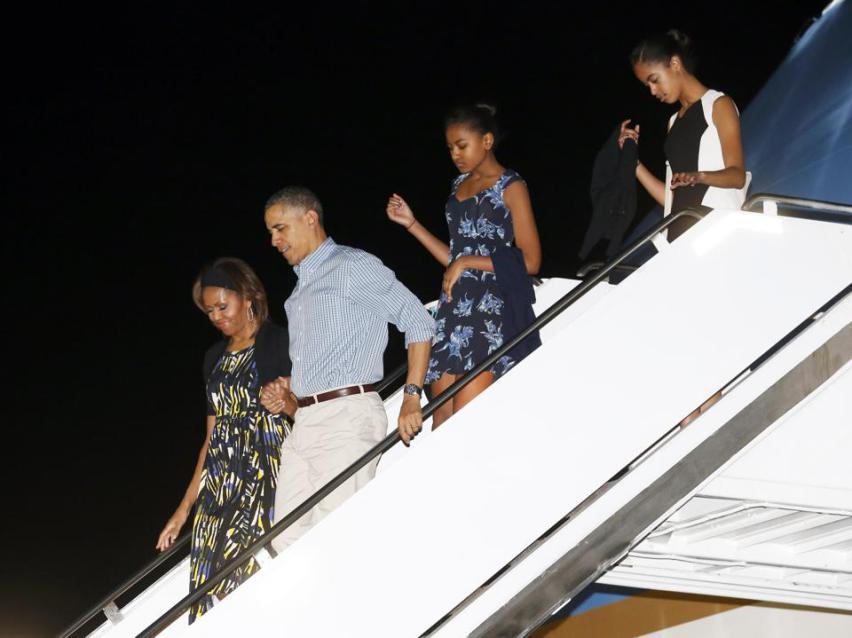 obama hawaii christmas 2013