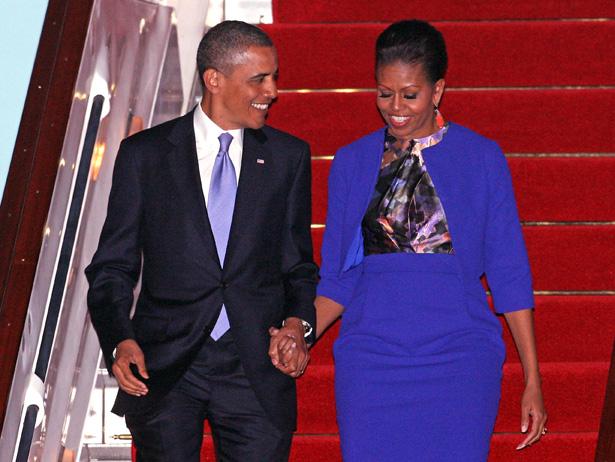 obamas marriage