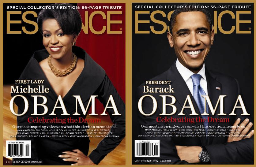 president first lady magazine covers