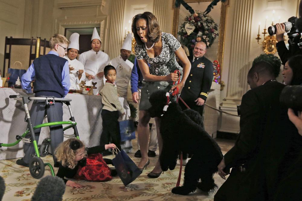 Michelle Obama, Ashtyn Gardner