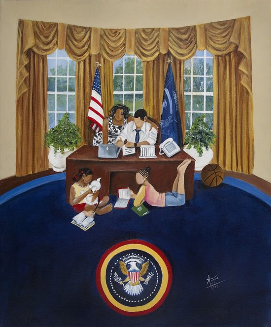 the oval office annie lee