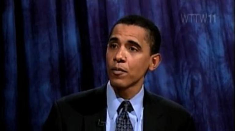 young obama 2004