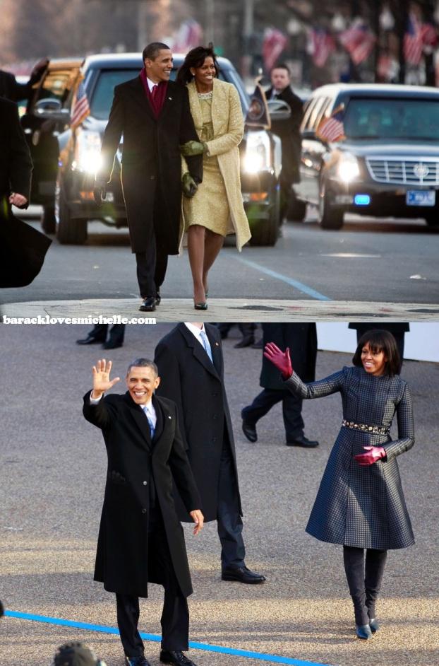 2009 2013 inaugural parades