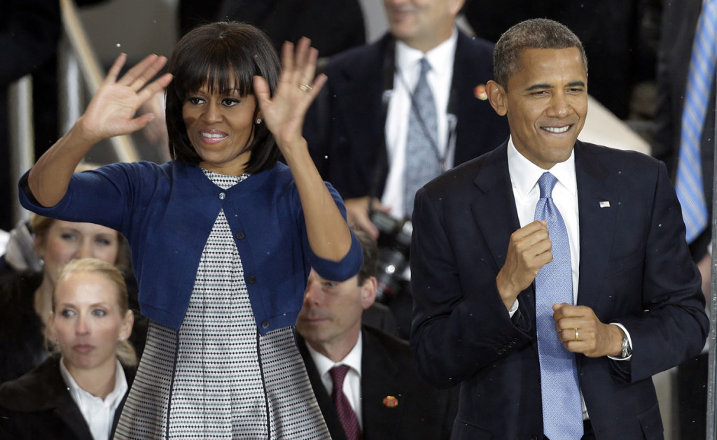 Favorite moments from 2013 inauguration for First president to be inaugurated on january 20