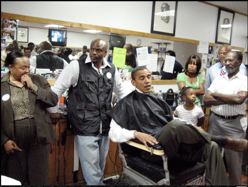 obama barbershop tbt