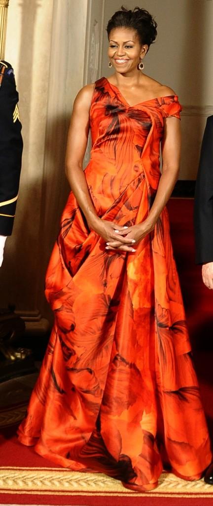 first lady fab 12