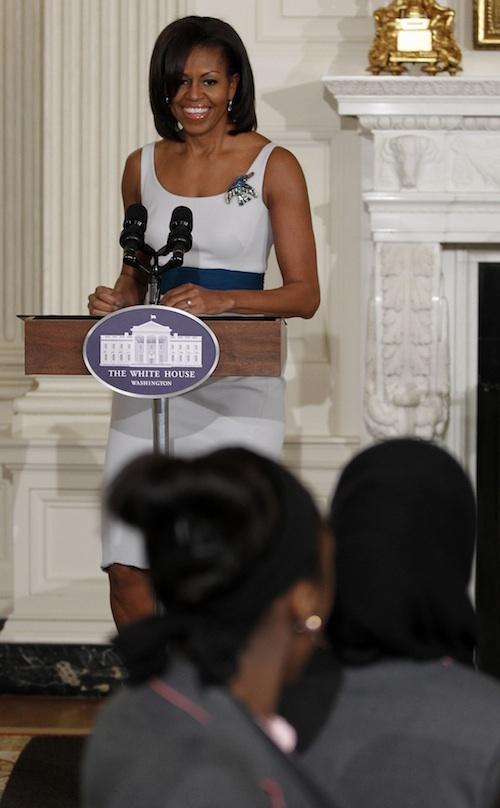 first lady fab 14