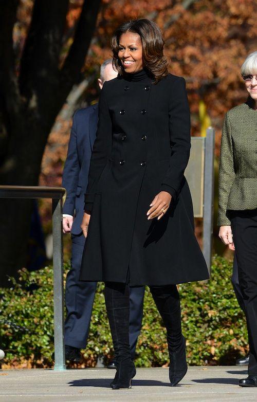 first lady fab 4