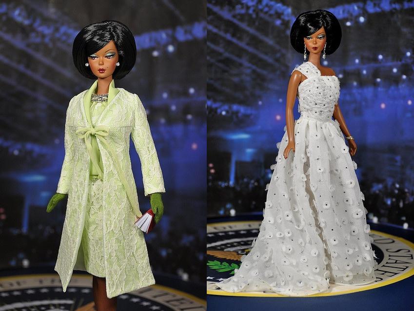 michelle obama dolls