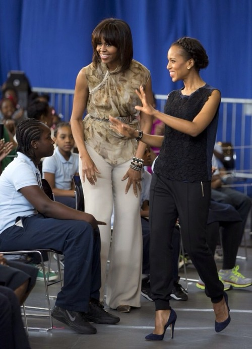 michelle obama kerry washington