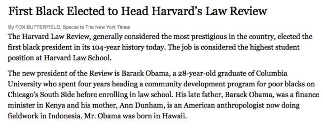 obama harvard law