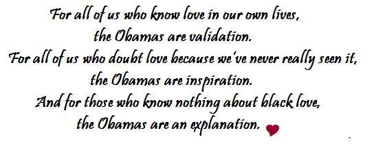 Happy Valentines Day Obama Love Style!