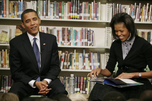 the obamas 2009