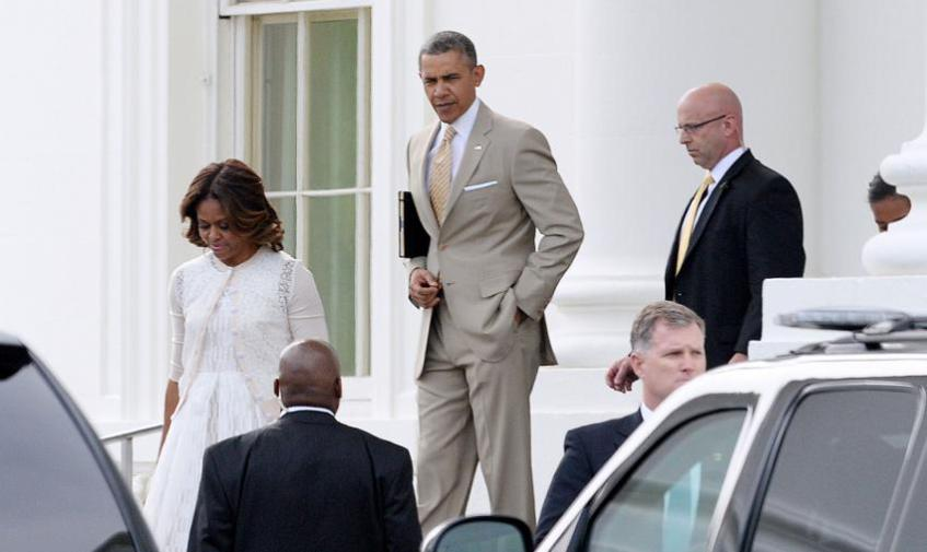 Presidential Easter