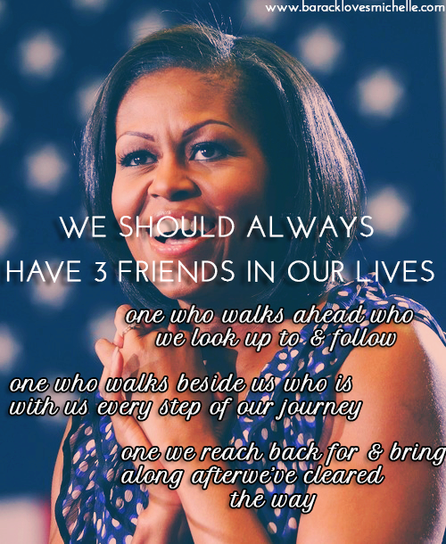 michelle obama quotes on dating Encouraging quotes from michelle obama the new first lady, michelle obama, is an inspiration to many learn what inspires her and what she hopes to do in her new role as mom-in-chief and supporter of working moms michelle obama speaking barack obama and family on election night michelle obama with her.