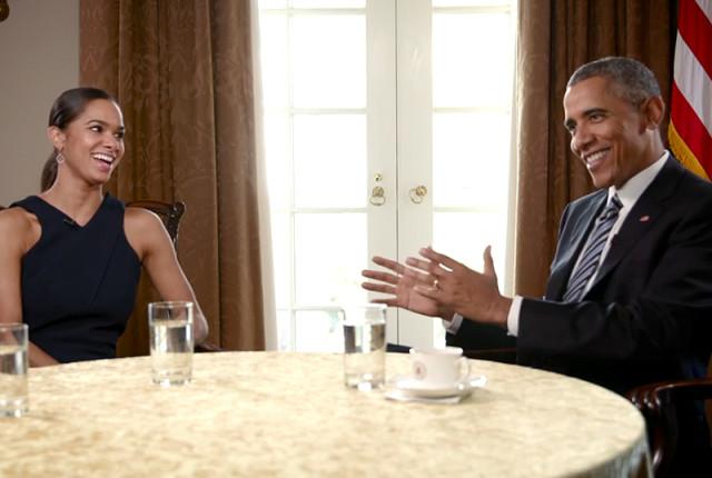 president obama misty copeland